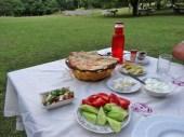 Breakfast Al Fresco
