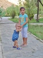 More Kids in Naxcivan
