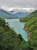 Enguri Reservoir