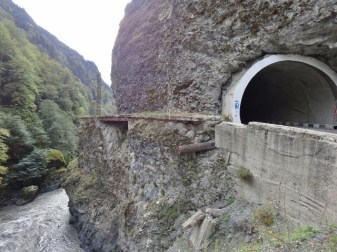 Precarious Old Road