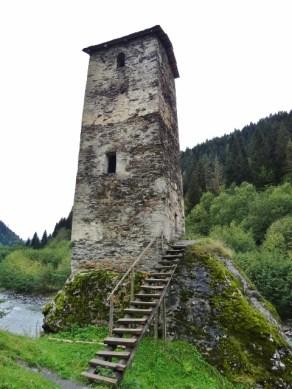 Svan Watchtower