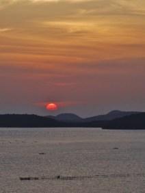 Al Faro Resort Sunset