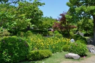 Gardens at Toji Temple