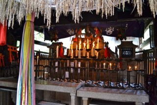 Small Shrine Along the Path