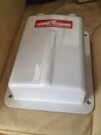 Freshly Painted Generator Gas-Water Separator