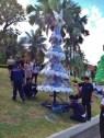 SBYC Recycled Tree No3