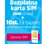 Lebara Polska 10 zł za darmo