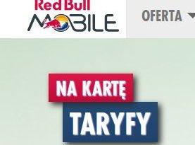 Red Bull Mobile na kartę
