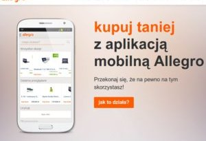 Aplikacja mobilna Allegro
