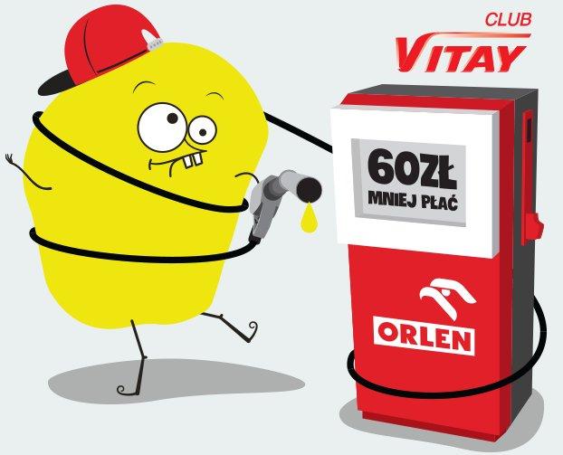 "nju mobile – 60 zł na paliwo w promocji ""VITAY w nju mobile"""