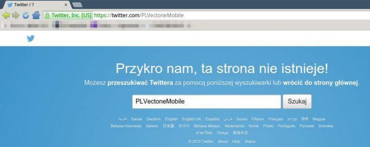 VectonePL Twitter
