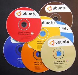 Ubuntu_8.04_CD's