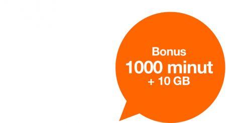 Orange bonus rejestracja numeru