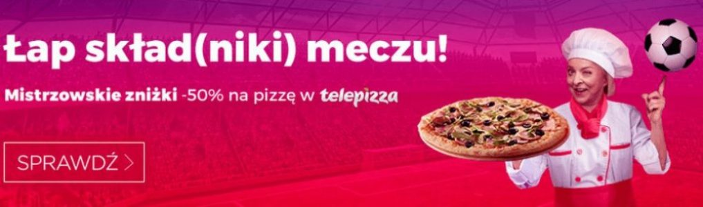 Virgin Mobile – 50%OFF do Telepizza