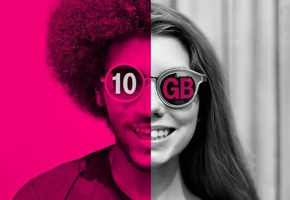 T‑Mobile na kartę – wakacyjna kampania reklamowa i tysiące gigabajtów do rozdania