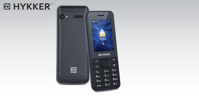Hykker Elegant – prosty i tani telefon wraca do oferty sieci sklepów Biedronka.