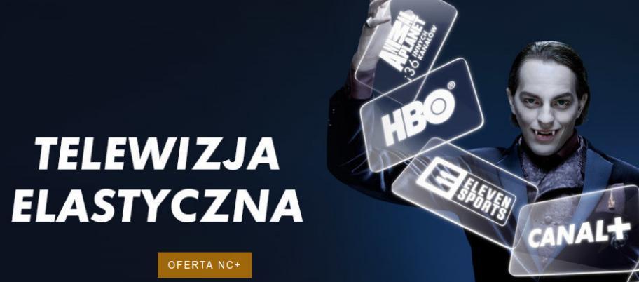 Telewizja elastyczna od nc+ – zmieniaj swój pakiet jak chcesz i kiedy chcesz
