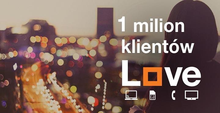 Z Orange Love korzysta już milion klientów