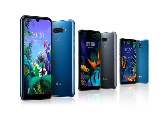 Zupełnie nowa odsłona serii Q i K od LG. Flagowe technologie w smartfonach średniej półki