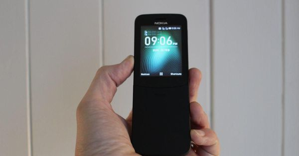 Nokia 8110 4G First Review: The Matrix Phone Reloaded Is Top Banana – Forbes