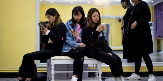 Changing consumer habits in China help create $46 billion mobile app market – The Straits Times