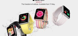 Apple Watch Series 3 With LTE to Launch in Denmark, Sweden, and India Next Month – Mac Rumors