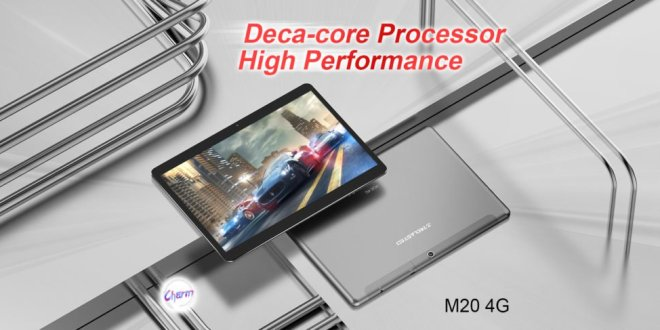 Teclast M20 4G tablet goes on sale on Aliexpress for just $169.99