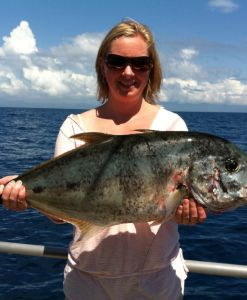 norseman gold spot trevally