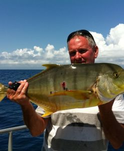 norseman golden trevally