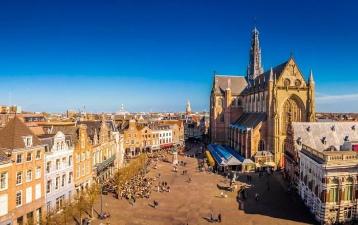 Haarlem Grote Markt 775 jaar
