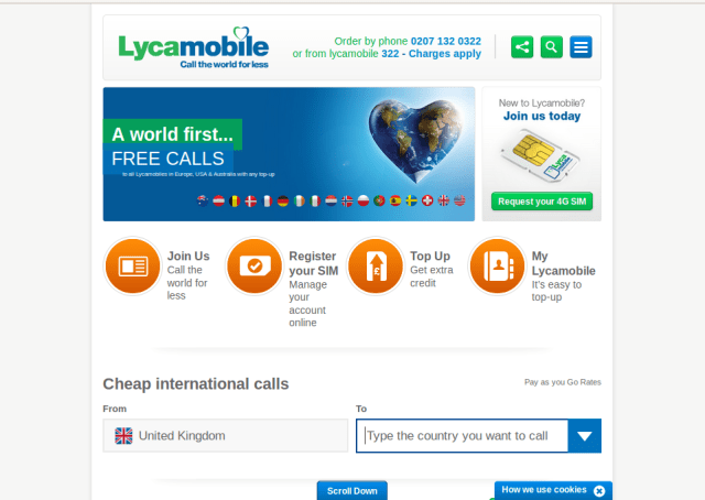 Lyca Prepaid Card Uk | Applydocoument co