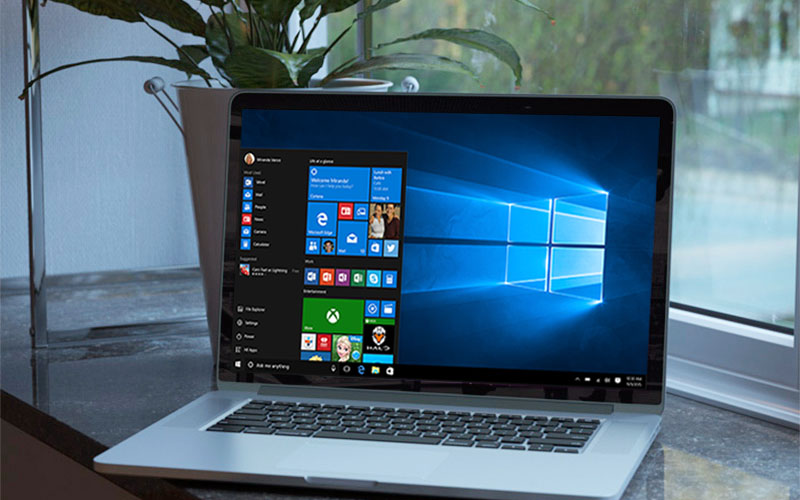 Programar actualizaciones en Windows