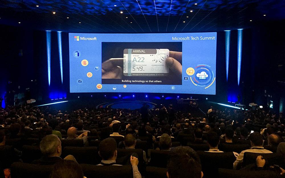 Microsoft Tech Summit