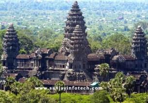 Angkor Wat Cambodia Asia