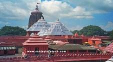 Jagannath Temple, Puri, Odisha