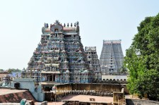 Jambukeswarar Temple, Thiruvanaikaval, Trichy, Tamil Nadu