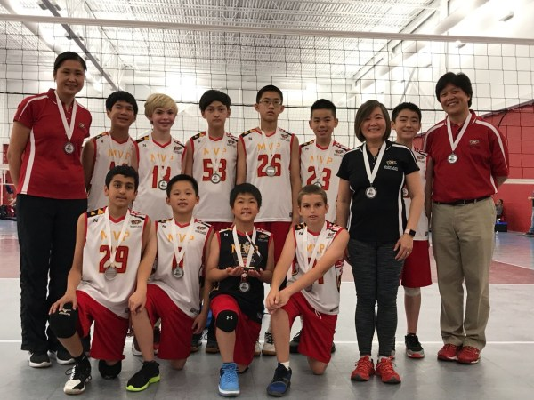 MVP Goes to Boys East Coast Championships!