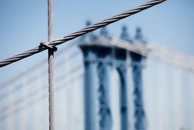 80.090.1          3-27-95   Manhatten and brooklyn Bridges