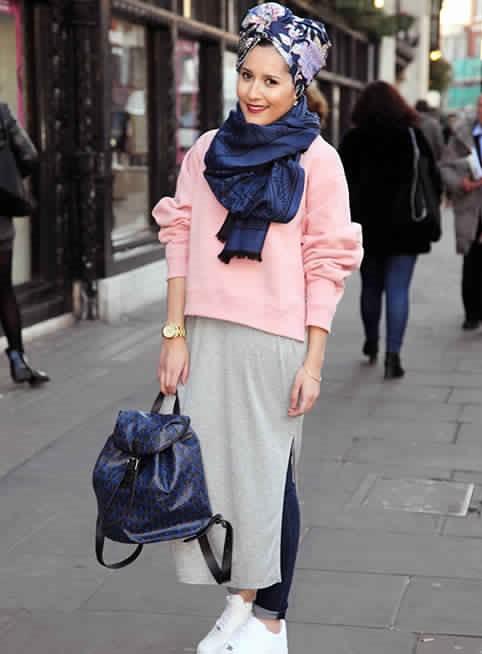Fashion blogger1
