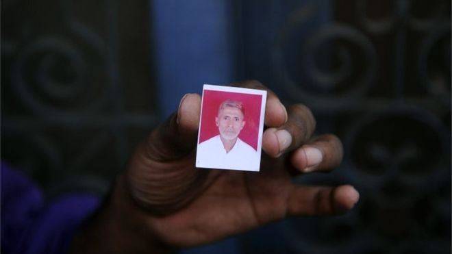 Mohammad Akhlaq was a farm worker