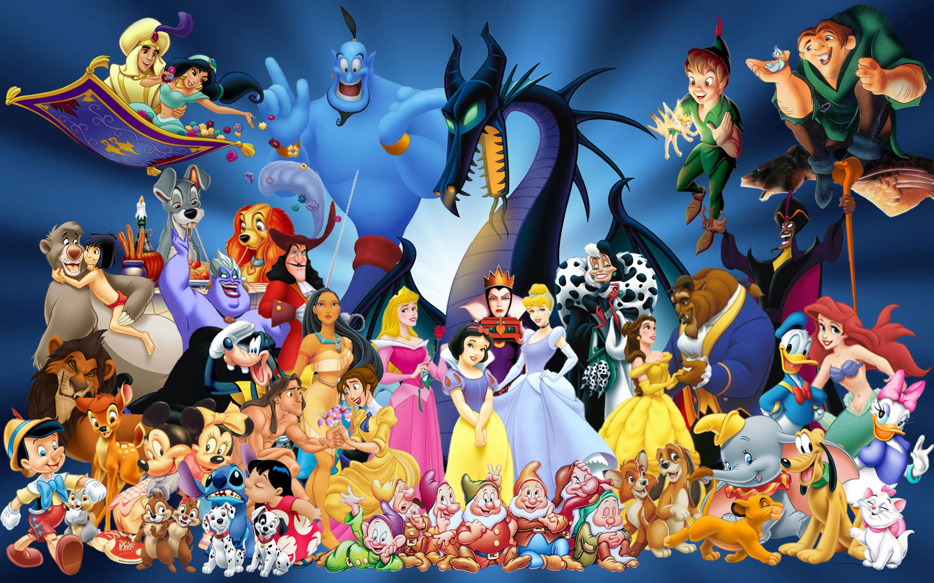Disney characters photos 94