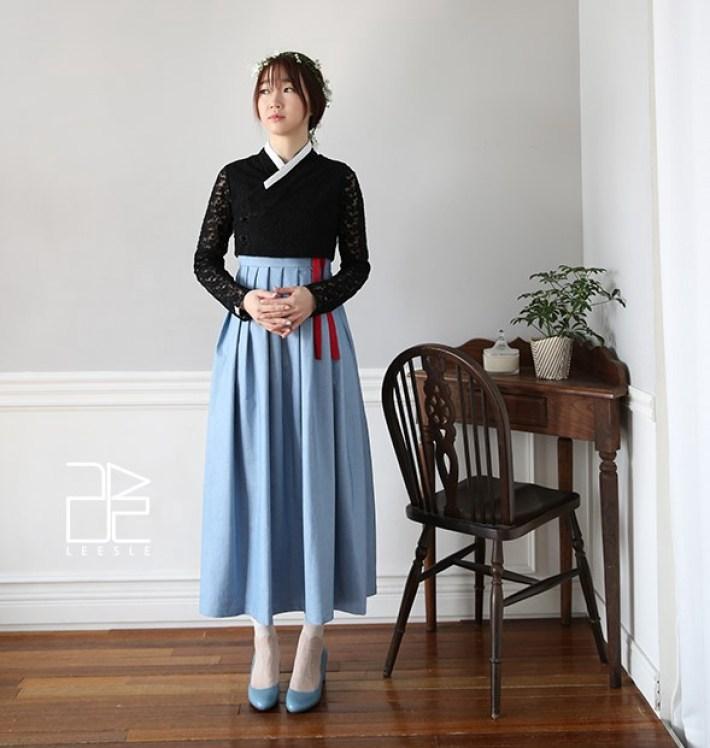 Modern Hanbok by Leesle (leesle.com)