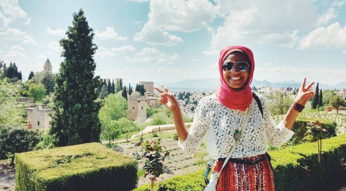 Traveling the World in Hijab: What it's Really Like - About Islam