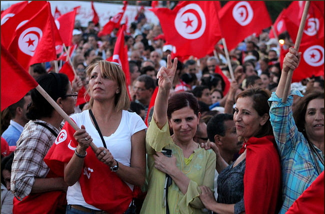 tunisia marriage customs