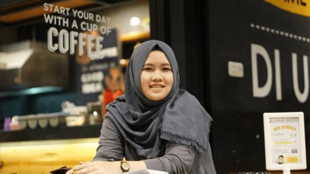 Coffee drinker ramadan