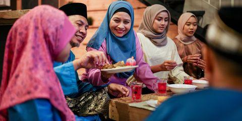Pre-ramadan productivity