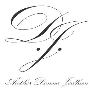Author Donna Jodhan logo.