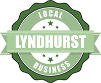 Local Lyndhurst Business Badge.