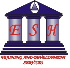 ESH Training and Development Services