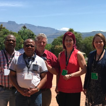 MVSSA Council at the SAIOH Mining Forum